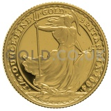 2004 Quarter Ounce Proof Britannia