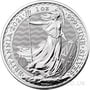 Britannia One Ounce Silver Coin (2021)