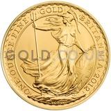 Gold Britannia 1oz (2012)
