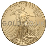 1oz American Eagle Gold Coin (2019)