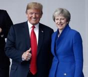 Trump slams May's Brexit plans and warns of no UK/US trade deal