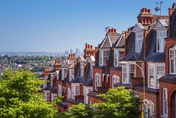 UK house prices slump as property market slows