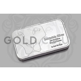 Scottsdale 5oz Pure Silver 'Prey' Bar
