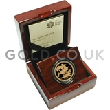 Gold Proof Sovereign Boxed (2019)