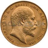 Edward VII - Gold Sovereign