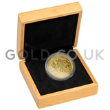 Royal Arms 1oz Gold Coin GIft Boxed (2019)