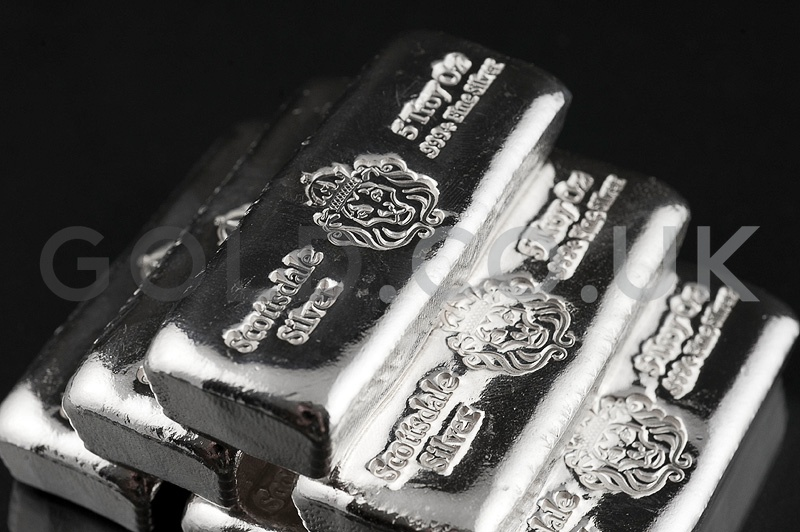 5oz Scottsdale Silver Bar Gold Co Uk From 163 84 60