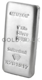 1 Kilo Metalor Silver Bar