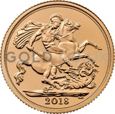Gold Sovereign (2018)