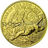 Gold Year of the Dog
