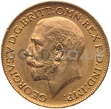 George V - Gold Sovereign