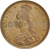 Victoria, Jubilee Head - Gold Sovereign