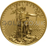 Gold Tenth Eagle