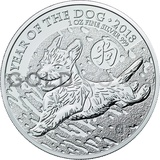 Silver Year of the Dog